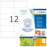 Herma 10828 öntapadós etikett címke