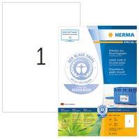 Herma 10833 öntapadós etikett címke