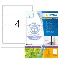 Herma 10835 öntapadós iratrendező címke