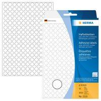 Herma 2210 öntapadó jelölő címke