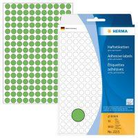 Herma 2215 öntapadó jelölő címke