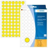 Herma 2231 öntapadó jelölő címke