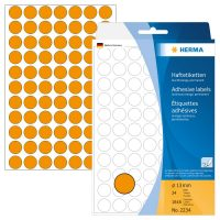 Herma 2234 öntapadó jelölő címke