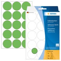 Herma 2275 öntapadó jelölő címke