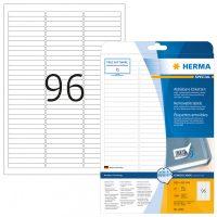 Herma 4202 öntapadós etikett címke