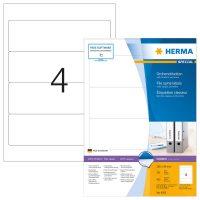 Herma 4291 iratrendező címke