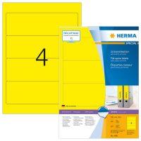Herma 4296 iratrendező címke