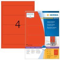 Herma 4297 iratrendező címke