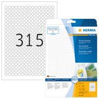 Herma 4385 öntapadó etikett címke