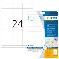 Herma 4681 öntapadós etikett címke