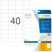 Herma 4684 öntapadós etikett címke