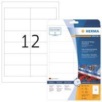 Herma 4692 öntapadós etikett címke
