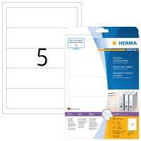 Herma 5032 iratrendező betétlap