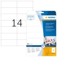 Herma 5081 öntapadós etikett címke