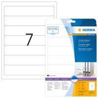 Herma 5090 iratrendező címke