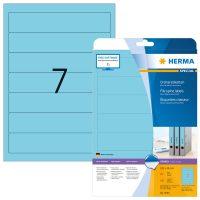 Herma 5093 iratrendező címke