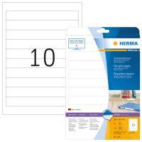 Herma 5119 iratrendező címke