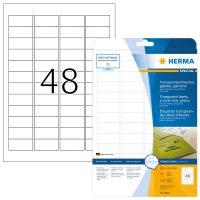 Herma 8016 öntapadó etikett címke