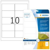 Herma 8018 öntapadó etikett címke
