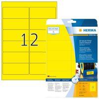 Herma 8029 öntapadós etikett címke