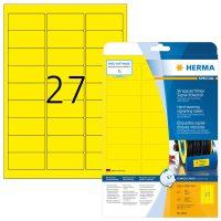 Herma 8031 öntapadós etikett címke