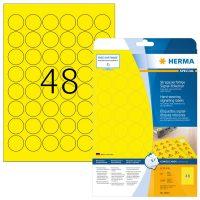 Herma 8034 öntapadós etikett címke
