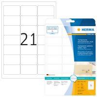 Herma 8670 öntapadós etikett címke