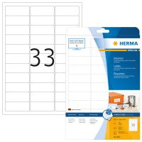 Herma 8837 öntapadós etikett címke