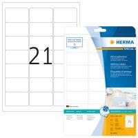 Herma 8838 öntapadós etikett címke
