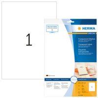 Herma 8964 öntapadó etikett címke