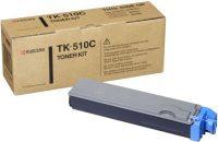 Kyocera Mita TK-510C toner cartridge - cyan (Kyocera TK-510C)