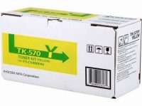 Kyocera Mita TK-570Y toner cartridge - yellow (Kyocera TK-570Y)