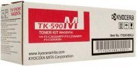 Kyocera Mita TK-590M toner cartridge - magenta (Kyocera TK-590M)