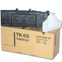 Kyocera Mita TK-65 toner cartridge - black (Kyocera TK-65)