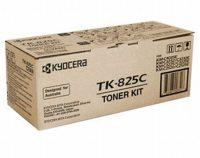 Kyocera Mita TK-825C toner cartridge - cyan (Kyocera TK-825C)