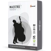 Mondi Maestro Standard A/4 irodai papír (80 g.) fénymásolóba - lézer és tintasugaras nyomtatóba (500 ív / csomag) - No. 949A80