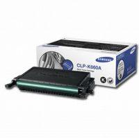 Samsung CLP-K660A festékkazetta - fekete (Samsung CLP-K660A)