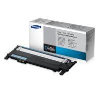 Samsung CLT-C406S festékkazetta - cián (Samsung CLT-C406S)