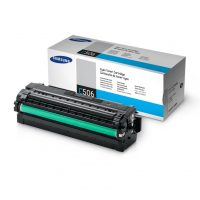 Samsung CLT-C506L festékkazetta - cián (Samsung CLT-C506L)