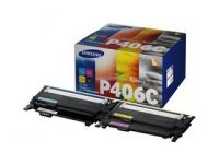Samsung CLT-P404C festékkazetta csomag - fekete, cián, bíbor, sárga (Samsung CLT-P404C)