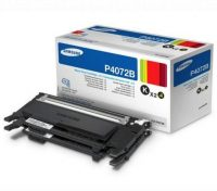 Samsung CLT-P4072B festékkazetta - 2 x CLT-K4072S fekete toner (Samsung CLT-P4072B)