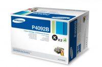 Samsung CLT-P4092B festékkazetta - 2 x CLT-K4092S fekete toner (Samsung CLT-P4092B)