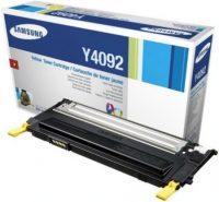 Samsung CLT-Y4092S festékkazetta - sárga (Samsung CLT-Y4092S)