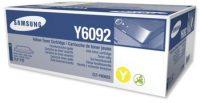 Samsung CLT-Y6092S festékkazetta - cián (Samsung CLT-Y6092S)