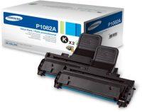 Samsung MLT-P1082A festékkazetta - 2 x MLT-D1082S fekete toner (Samsung MLT-P1082A)