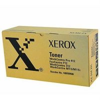 Xerox WorkCentre Pro 412, 312, M15, M15i toner cartridge - fekete (Xerox 106R00586)